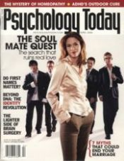 Body Language Expert in Psychology Today